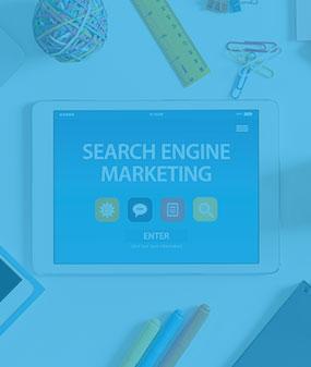 Marketing des moteurs de recherche